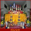 Offering & Puja 2009